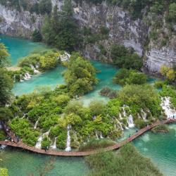 Národný park Plitvické jazerá - vstup 2