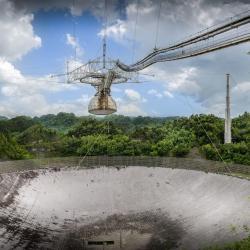 Arecibo Observatory, Hatillo