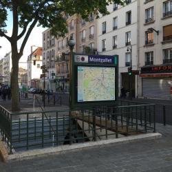 Σταθμός Μετρό Montgallet