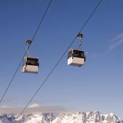 Aiguille Rouge ski lift