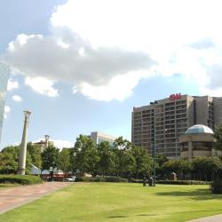 Hotels Around Cnn Center