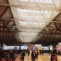Suzhou Train Station