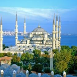 Sultan Ahmetmoskee of de Blauwe Moskee