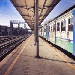 Estación de tren Lucca Centrale