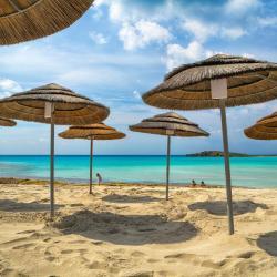 Пляж Айя-Фекла