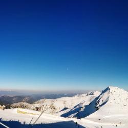 Chopok mountain