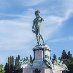 Площадь Пьяццале-Микеланджело