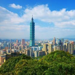 Grattacielo Taipei 101, Taipei