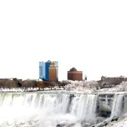Wodospady Niagara, Niagara Falls