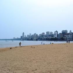 Girgaon Chowpatty Beach