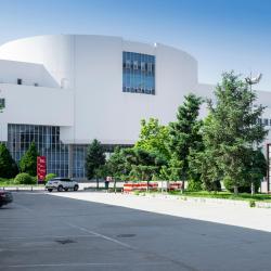 Centro de Exposiciones Internacional de China