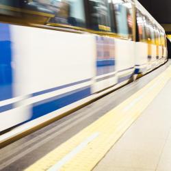 Станция метро Velázquez