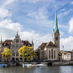 Kościół Fraumünster