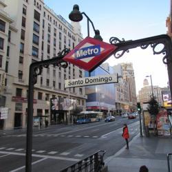 Santo Domingo Metro Station