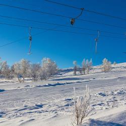 Dromonts Ski Lift