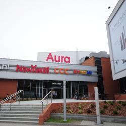 Alfa Shopping Center, Ryga
