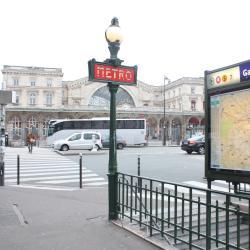 Estação de Metro de Gare de l'Est