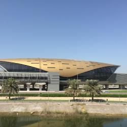 Mall of the Emirates Metro Station