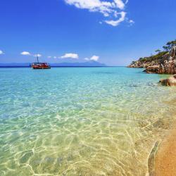 Pláž Rhodos