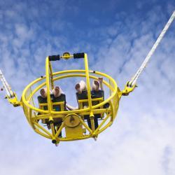 Zero Gravity Amusement Park