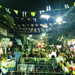 Thongsala Walking Street