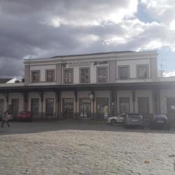 Bahnhof von Granada