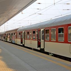 Sofia Central Train Station