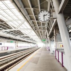 Estación de BTS - Ratchathewi