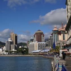 Город Порт-Луи