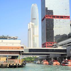 Паромный порт Гонконг-Макао