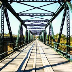 The World War 2 bridge