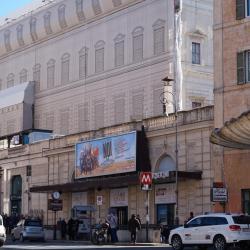 Barberini stanice metra