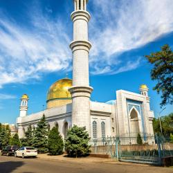 Almaty Central Mosque