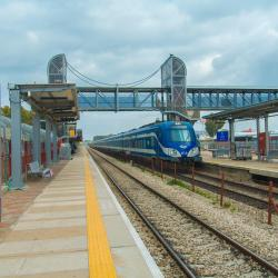 Netanya Rail Station