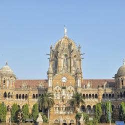 Victoria Terminus Train Station