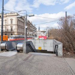 Stanica metra Karlovo náměstí