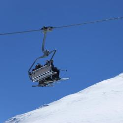 Morel Ski Lift