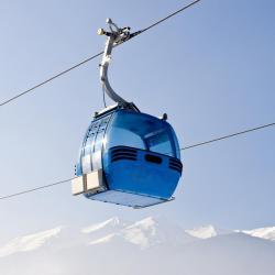 Olympe 3 Ski Lift