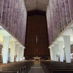 Notre Dame de Lourdes Casablanca, Casablanca