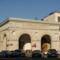 Belorusskaya Metrostation