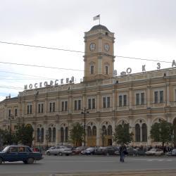 Moskovsky Train Station