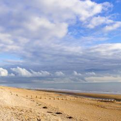 Spiaggia di Camber Sands, Rye Harbour