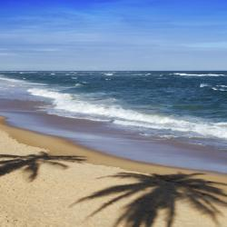 Hill's Beach, Guarapari