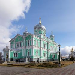 Serafimo-Divějovský komplex, Divejevo