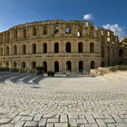 El DJem Amphitheatre, Hanshīr al Raqūbah