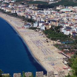 Kleopatros paplūdimys, Alanija