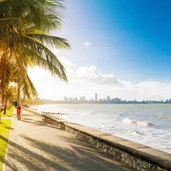 馬納拉海灘(Manaíra beach)