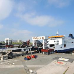 Terminal ferry de Calais