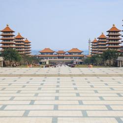 Monastero di Fo Guang Shan, Kaohsiung