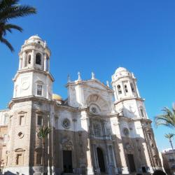 Cathedral from Cadiz